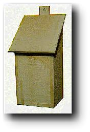 Bat house woodworking plans for Free bat house plans do it yourself