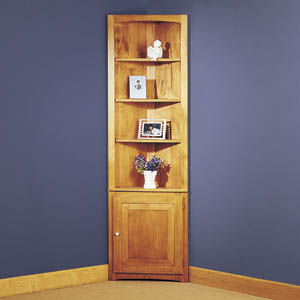 Corner Cabinet Woodworking Plans Free