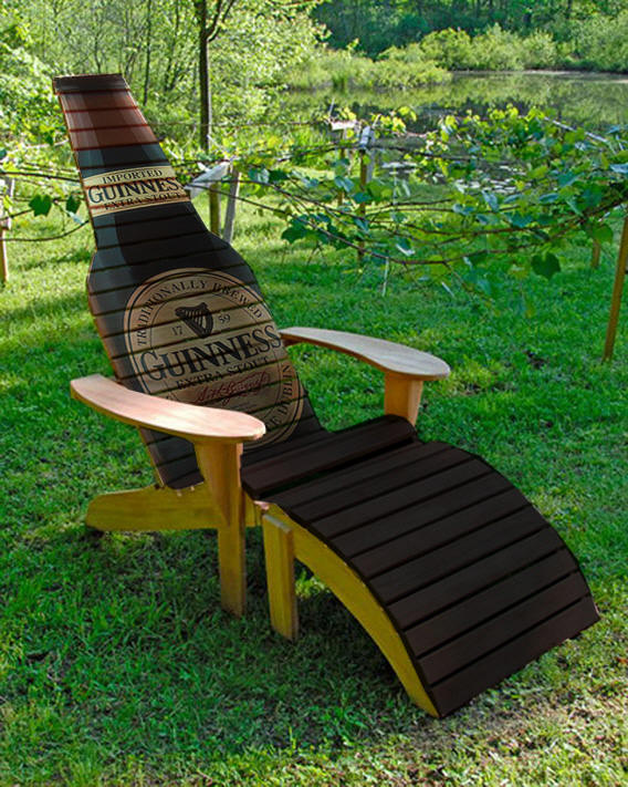 unique adirondack chair plans