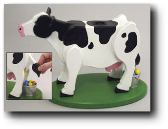 Bubblegum Cow Woodworking Plan