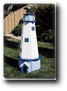Light house woodworking plans