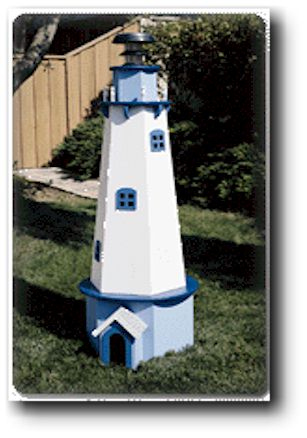 Cape Lighthouse Plans | Woodworking Plans