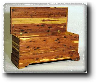woodworking plans cedar chest