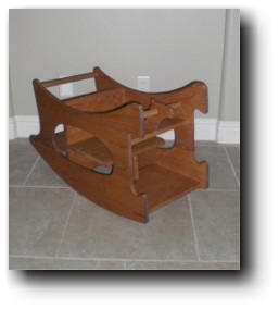 Baby-Sitter woodworking plans