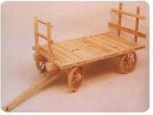 hay wagon woodworking plans