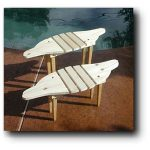 Adirondack Dolphin Tables Woodworking Plans #5853