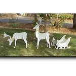 Christmas Reindeer Sleigh Woodworking Plans #6903